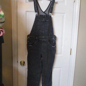 Levi's Skinny Overalls Women's size M Denim Jeans